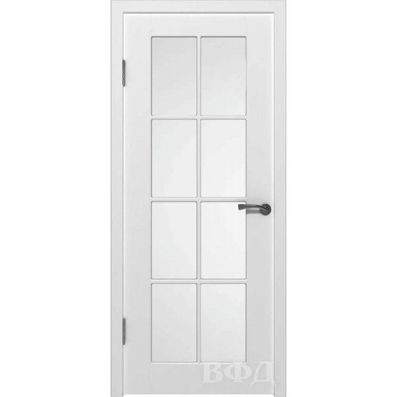Межкомнатная дверь ПОРТА белая ПО