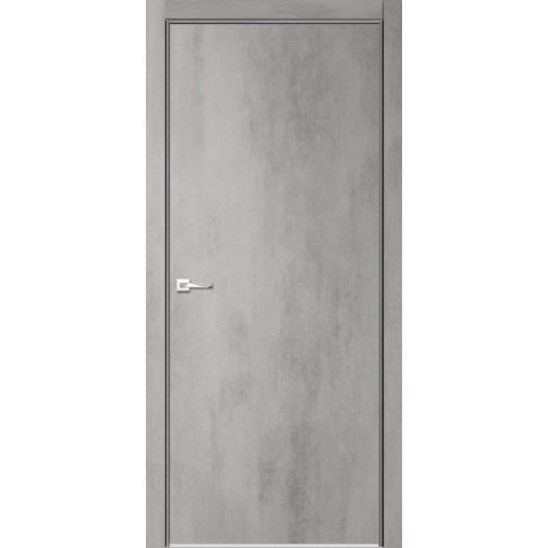 Межкомнатная дверь СЕВИЛЬЯ 32 бетон светлый
