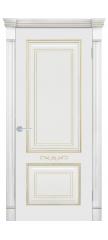 Межкомнатная дверь ФЕЛИСА патина золото ПГ