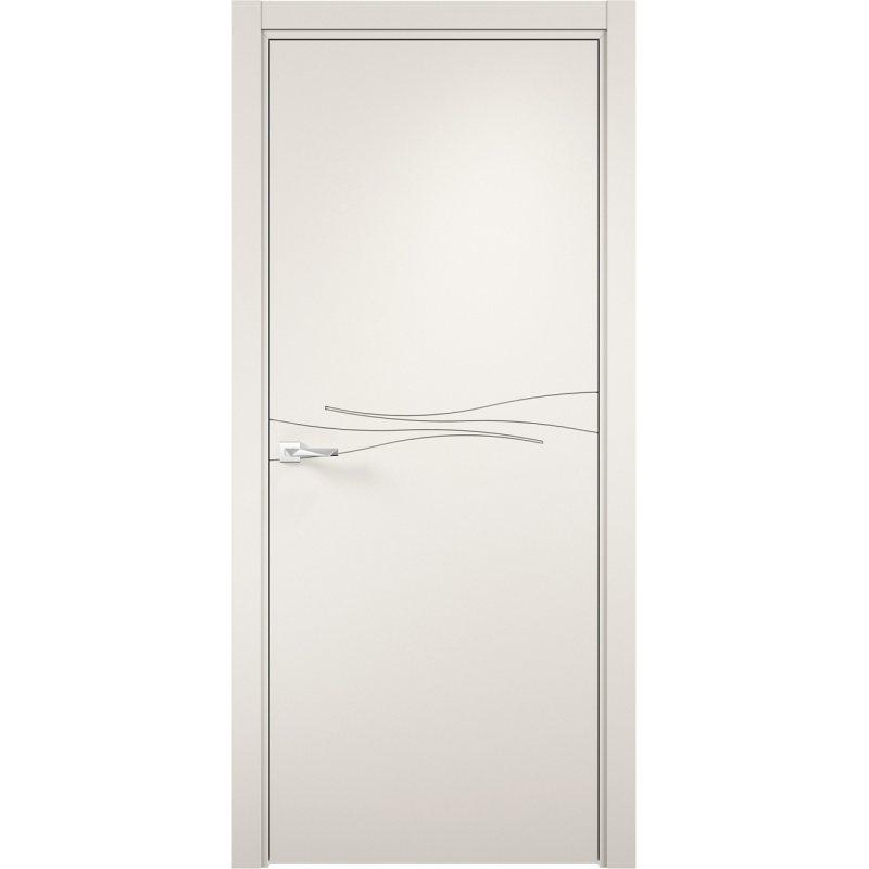 Межкомнатная дверь СЕВИЛЬЯ 18 софт светлый