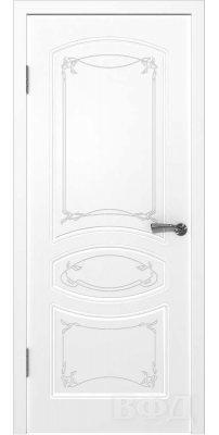 Межкомнатная дверь ВЕРСАЛЬ белая ПГ