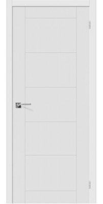 Межкомнатная дверь из ПВХ Граффити-4 белый