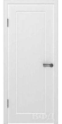 Межкомнатная дверь ПОРТА белая ПГ