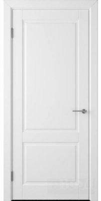 Межкомнатная дверь ДОРРЕН белая эмаль ПГ