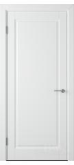 Межкомнатная дверь ГЛАНТА белая эмаль ПГ