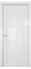 Межкомнатная дверь 2.100L белый люкс