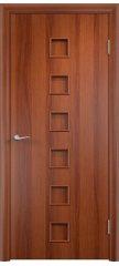 Межкомнатная дверь КОМФОРТ итальянский орех ПГ