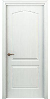 Межкомнатная дверь КЛАССИК белая ПГ
