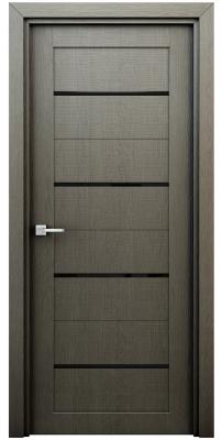 Межкомнатная дверь ОРИОН серый ПО