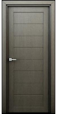 Межкомнатная дверь ОРИОН серый ПГ