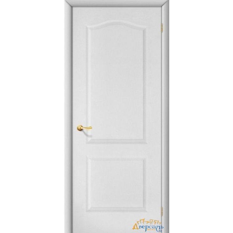 Межкомнатная дверь ПАЛИТРА белая ПГ