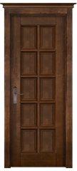 Межкомнатная дверь ЛОНДОН 3 античный орех ПГ