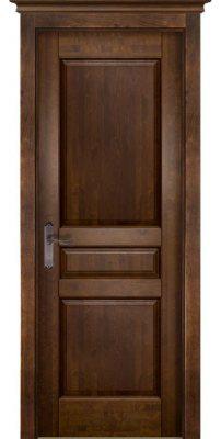 Межкомнатная дверь ВАЛЕНСИЯ античный орех ПГ