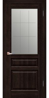 Межкомнатная дверь Венеция венге ПО