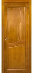 Межкомнатная дверь Верона медовый орех ПГ