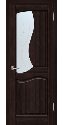 Межкомнатная дверь Верона венге ПО