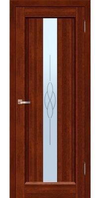 Межкомнатная дверь Версаль бренди ПО