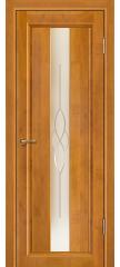 Межкомнатная дверь Версаль медовый орех ПО