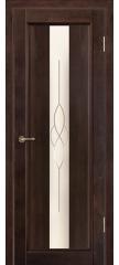 Межкомнатная дверь Версаль венге ПО