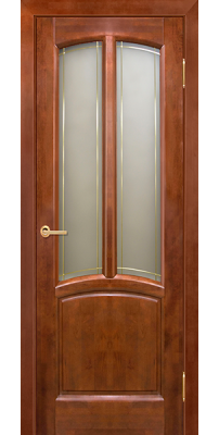 Межкомнатная дверь Виола бренди ПО