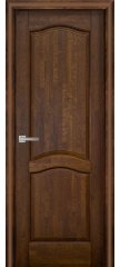Межкомнатная дверь Лео античный орех ПГ