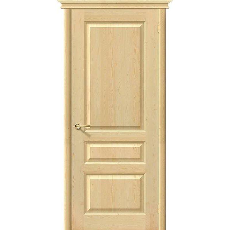 Межкомнатная дверь М5 без отделки ПГ