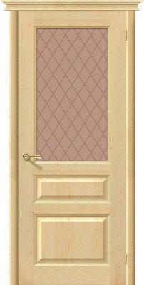 Межкомнатная дверь М7 без отделки ПО