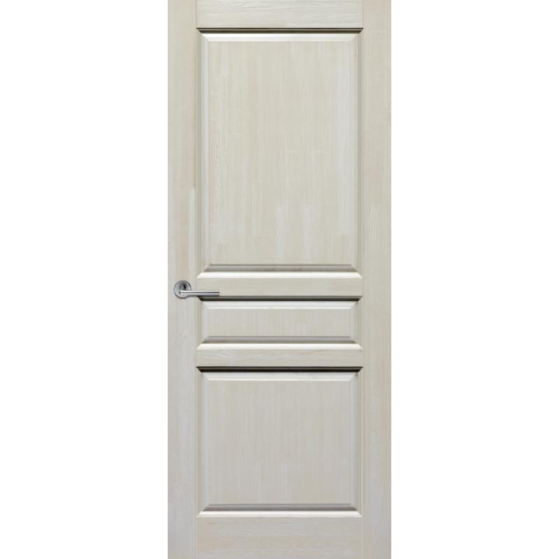 Межкомнатная дверь ВЕНЕЦИЯ слоновая кость ПГ структурированное