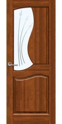Межкомнатная дверь ВЕРОНА светлый орех ПО