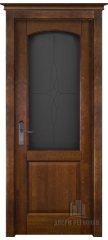 Межкомнатная дверь ФОБОРГ античный орех ПО