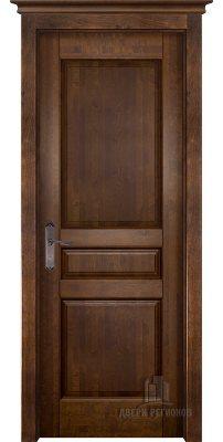 Межкомнатная дверь ГАРМОНИЯ античный орех ПГ