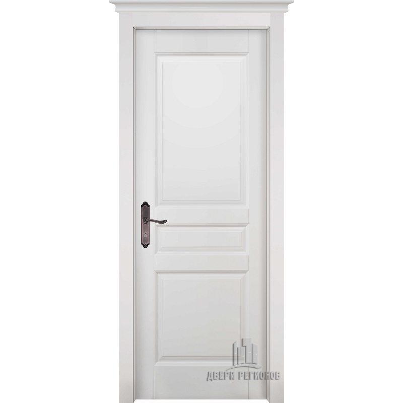 Межкомнатная дверь ГАРМОНИЯ эмаль белая ПГ