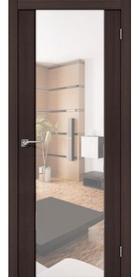 Межкомнатная дверь SOFT S-13 Reflex wenge veralinga