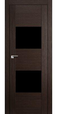 Межкомнатная дверь 21X венге мелинга