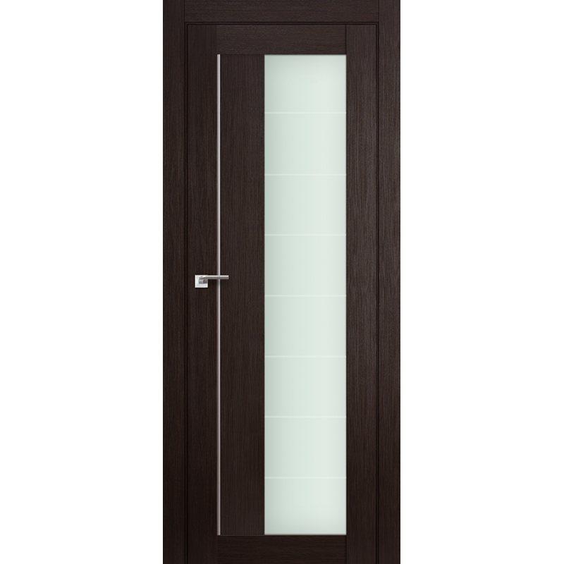 Межкомнатная дверь 47X венге мелинга