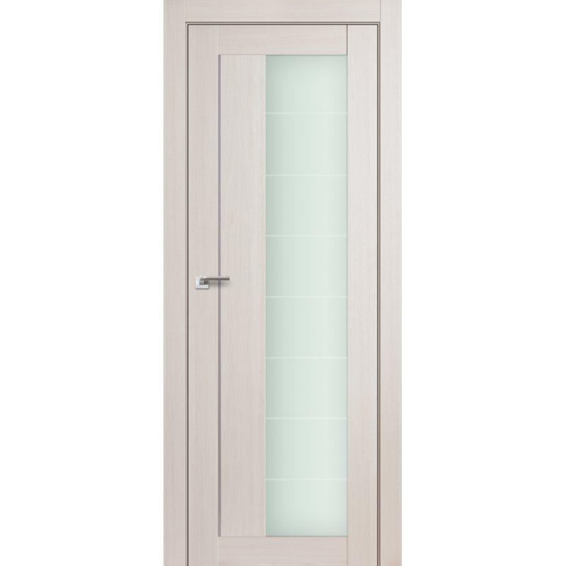 Межкомнатная дверь 47X эшвайт