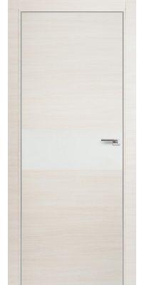 Межкомнатная дверь Z4 эшвайт кроскут/ белое