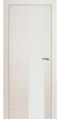 Межкомнатная дверь Z5 эшвайт кроскут/ белое