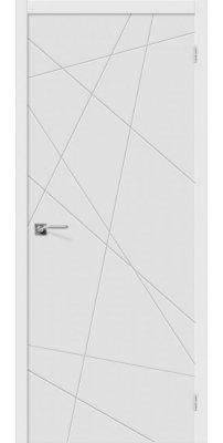 Межкомнатная дверь ГРАФФИТИ-5 белый