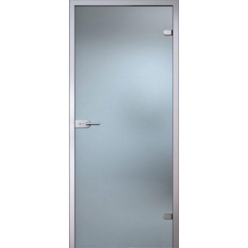 Межкомнатная дверь ЛАЙТ белое сатинато