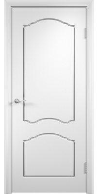 Межкомнатная дверь ЛИДИЯ белая ПГ