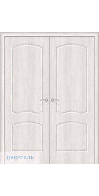 Двустворчатая дверь Альфа-1 сasablanca