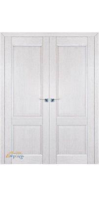 Двустворчатая дверь 2.41XN монблан, глухая