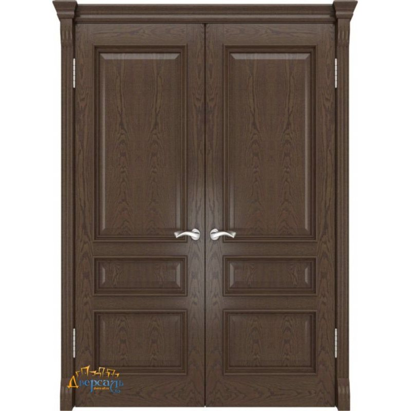Двустворчатая дверь ГЕРА-2 mistick ПГ