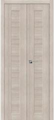 Узкая распашная дверь ПОРТА-21 cappuccino veralinga