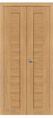 Узкая распашная дверь ПОРТА-21 anegri veralinga