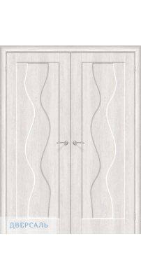 Двустворчатая дверь Вираж-1 casablanca