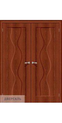 Двустворчатая дверь Вираж-1 italiano vero