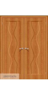 Двустворчатая дверь Вираж-1 milano vero