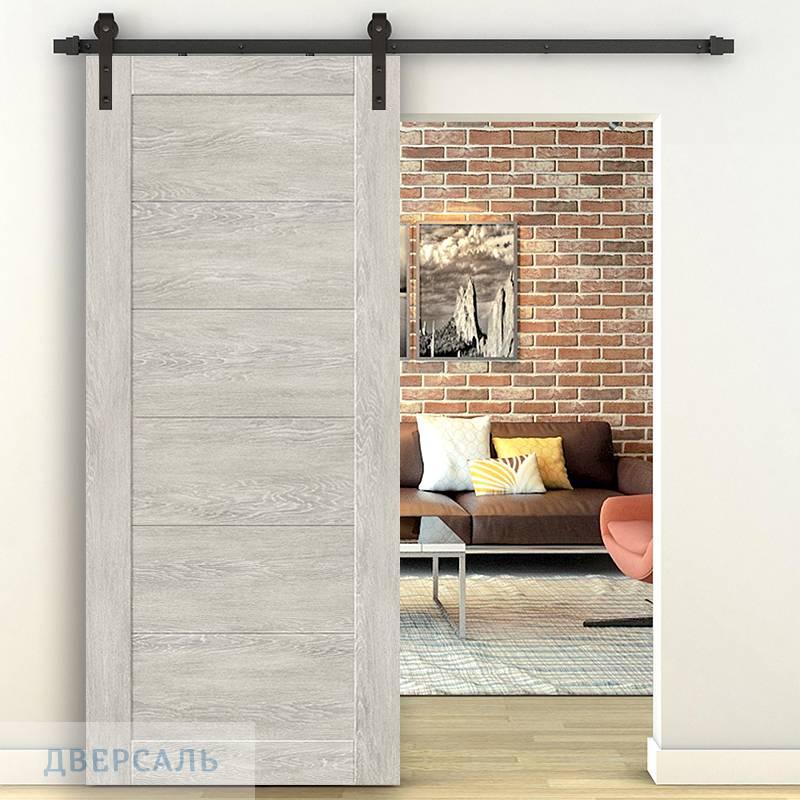Амбарная дверь ЛЕГНО-22 chalet provence